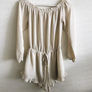 Love Culture short romper